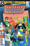 Cover for Secret Origins (DC, 1986 series) #32 [Direct]
