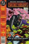Cover for Secret Origins (DC, 1986 series) #40 [Newsstand]