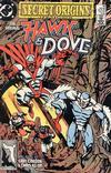 Cover for Secret Origins (DC, 1986 series) #43 [Direct]