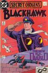 Cover for Secret Origins (DC, 1986 series) #45 [Direct]