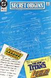 Cover for Secret Origins (DC, 1986 series) #46 [Direct]