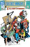 Cover for Secret Origins (DC, 1986 series) #50 [Direct]