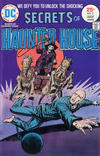Cover for Secrets of Haunted House (DC, 1975 series) #2