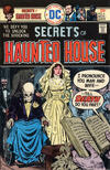 Cover for Secrets of Haunted House (DC, 1975 series) #4