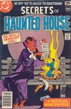 Cover for Secrets of Haunted House (DC, 1975 series) #10