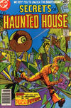 Cover for Secrets of Haunted House (DC, 1975 series) #11