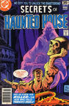 Cover for Secrets of Haunted House (DC, 1975 series) #12