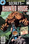Cover for Secrets of Haunted House (DC, 1975 series) #17