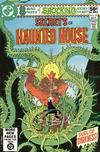 Cover for Secrets of Haunted House (DC, 1975 series) #29 [Direct]