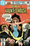 Cover for Secrets of Haunted House (DC, 1975 series) #30 [Direct]