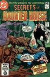 Cover for Secrets of Haunted House (DC, 1975 series) #32 [Direct]