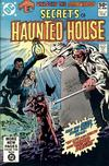 Cover Thumbnail for Secrets of Haunted House (1975 series) #33 [Direct]