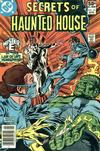 Cover for Secrets of Haunted House (DC, 1975 series) #35 [Newsstand]