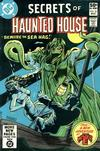 Cover Thumbnail for Secrets of Haunted House (1975 series) #36 [Direct Sales]