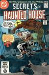 Cover for Secrets of Haunted House (DC, 1975 series) #38 [Direct]