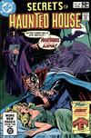 Cover for Secrets of Haunted House (DC, 1975 series) #39 [Direct]