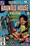 Cover for Secrets of Haunted House (DC, 1975 series) #40 [Direct]