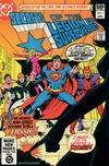 Cover for Secrets of the Legion of Super-Heroes (DC, 1981 series) #1 [Direct]
