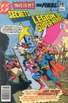 Cover for Secrets of the Legion of Super-Heroes (DC, 1981 series) #3 [Newsstand]