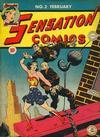 Cover for Sensation Comics (DC, 1942 series) #2