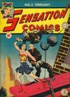 Cover for Sensation Comics (DC, 1942 series) #2