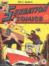 Cover for Sensation Comics (DC, 1942 series) #3