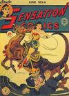 Cover for Sensation Comics (DC, 1942 series) #6