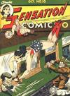 Cover for Sensation Comics (DC, 1942 series) #10