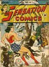 Cover for Sensation Comics (DC, 1942 series) #14