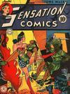 Cover for Sensation Comics (DC, 1942 series) #18