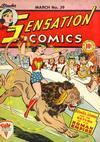 Cover for Sensation Comics (DC, 1942 series) #39