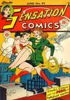 Cover for Sensation Comics (DC, 1942 series) #42