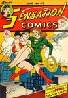 Cover for Sensation Comics (DC, 1942 series) #42