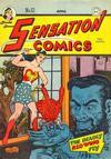 Cover for Sensation Comics (DC, 1942 series) #52