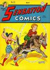 Cover for Sensation Comics (DC, 1942 series) #53
