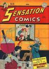 Cover for Sensation Comics (DC, 1942 series) #56