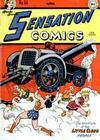Cover for Sensation Comics (DC, 1942 series) #64