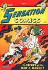 Cover for Sensation Comics (DC, 1942 series) #67