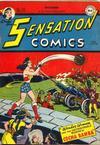Cover for Sensation Comics (DC, 1942 series) #70