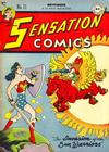 Cover for Sensation Comics (DC, 1942 series) #71