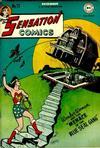 Cover for Sensation Comics (DC, 1942 series) #72