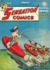 Cover for Sensation Comics (DC, 1942 series) #74