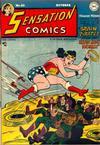 Cover for Sensation Comics (DC, 1942 series) #82