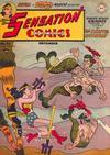 Cover for Sensation Comics (DC, 1942 series) #83