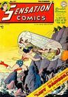 Cover for Sensation Comics (DC, 1942 series) #84
