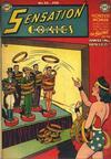 Cover for Sensation Comics (DC, 1942 series) #86