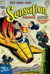 Cover for Sensation Comics (DC, 1942 series) #100