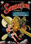 Cover for Sensation Comics (DC, 1942 series) #101