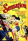 Cover for Sensation Comics (DC, 1942 series) #103