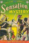 Cover for Sensation Mystery (DC, 1952 series) #116